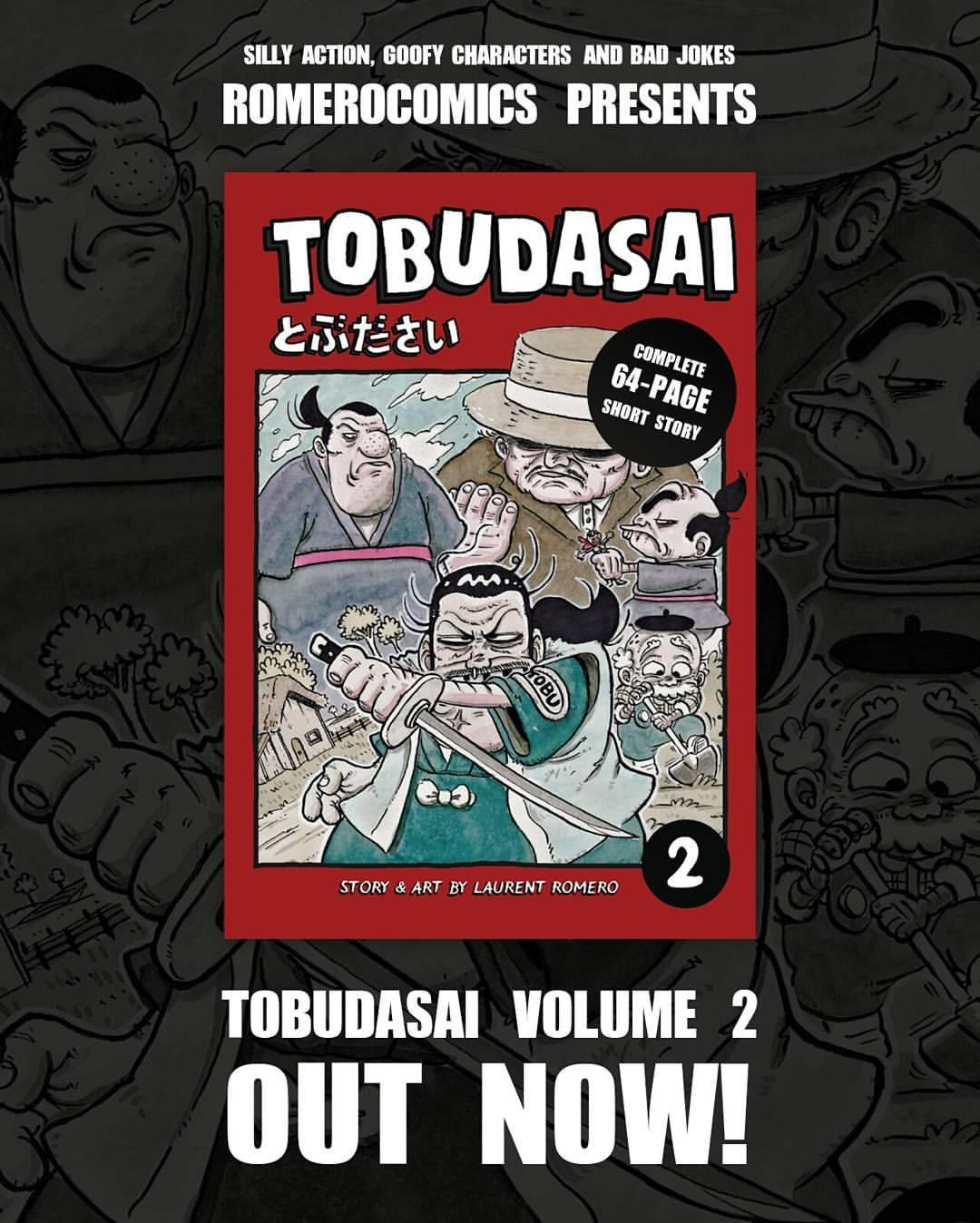 Tobu vol 2 promo